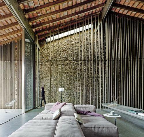 RCR arquitectes — Entremuros House