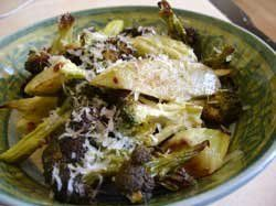 Tip: Roasting Broccoli