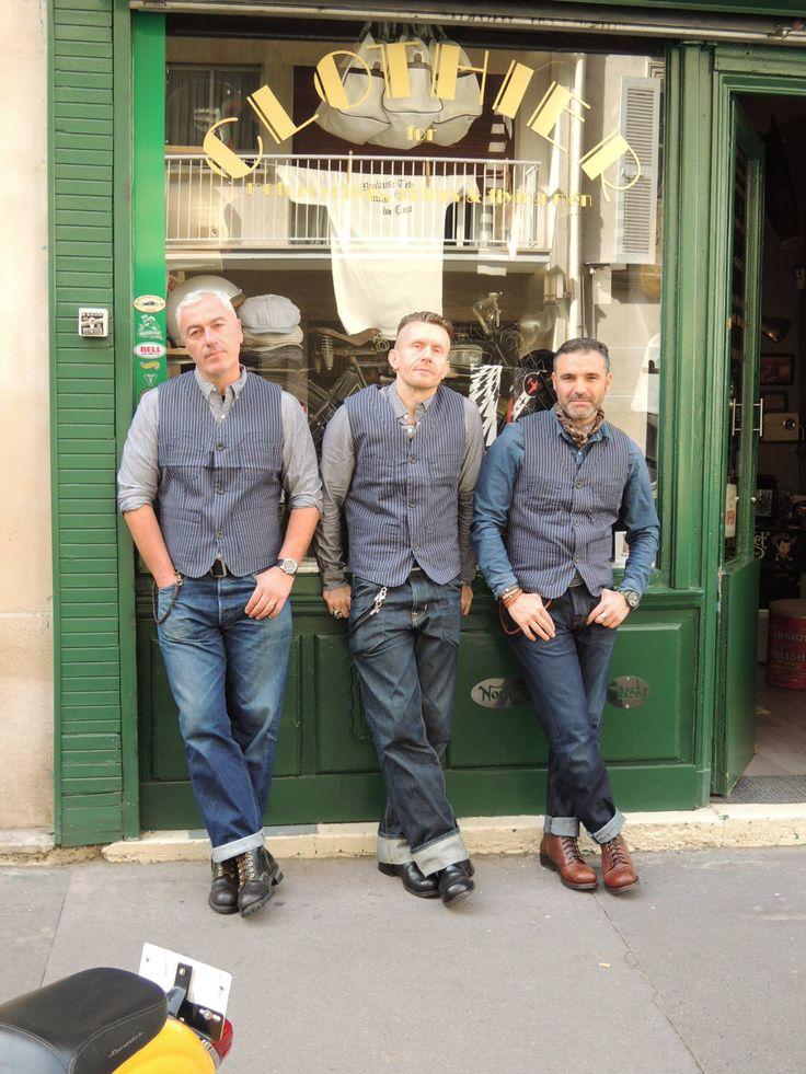 TBird 16 bis, rue Mayet, Paris