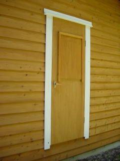 DIY 木製ドアを自作する