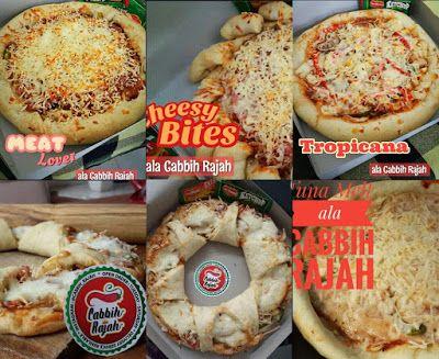 Cabbih Rajah: Pizza Cabbih Rajah, Jagonya Pizza di Sidoarjo
