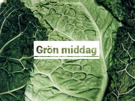 14 gröna middagstips.  Gröna grönsaker är inte bara vackra att se på. Den gröna färgen skvallrar om en riktig vitaminskatt, fylld med näringsämnen och nyttigheter som gör gott för din kropp. Grundregeln är ju grönare desto bättre. Här är middagstips och goda tillbehör med broccoli, grönkål, spenat, avokado och annat grönt att ladda kroppen med!