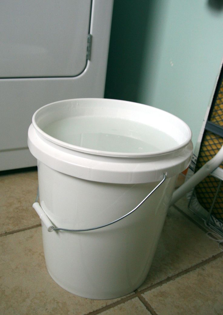 Supplies - Homemade Laundry Detergent