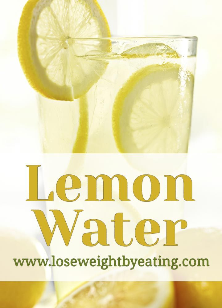 how to lose weight fast with hot lemon water