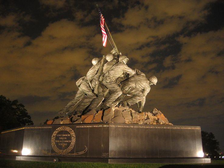 USMC_War_Memorial_Night.jpg (2048×1536)