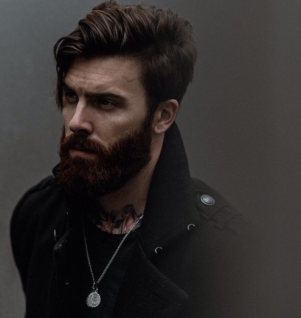 David Alvarado | model Levi Stocke