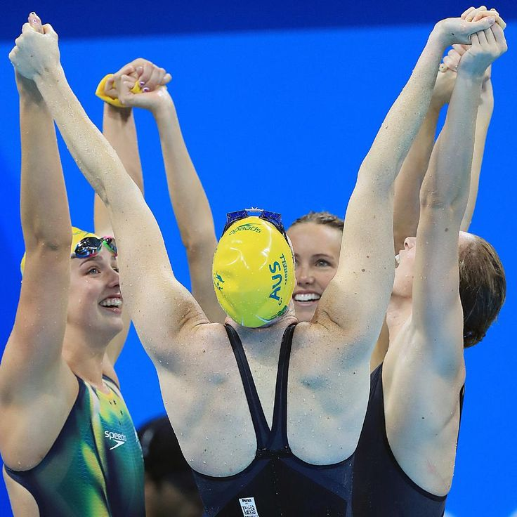 Best pictures of the week in Rio - The finals of the swimming on day 01, at the…