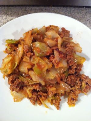 Counting Up with P10!: Unstuffed Cabbage