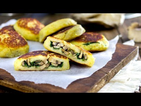 TORTINO DI PATATE RIPIENO Ricetta Facile - Homemade Mashed Potato Pie Recipe - YouTube