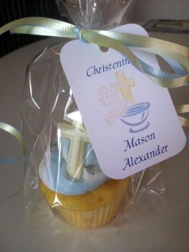 Christening Party Favor
