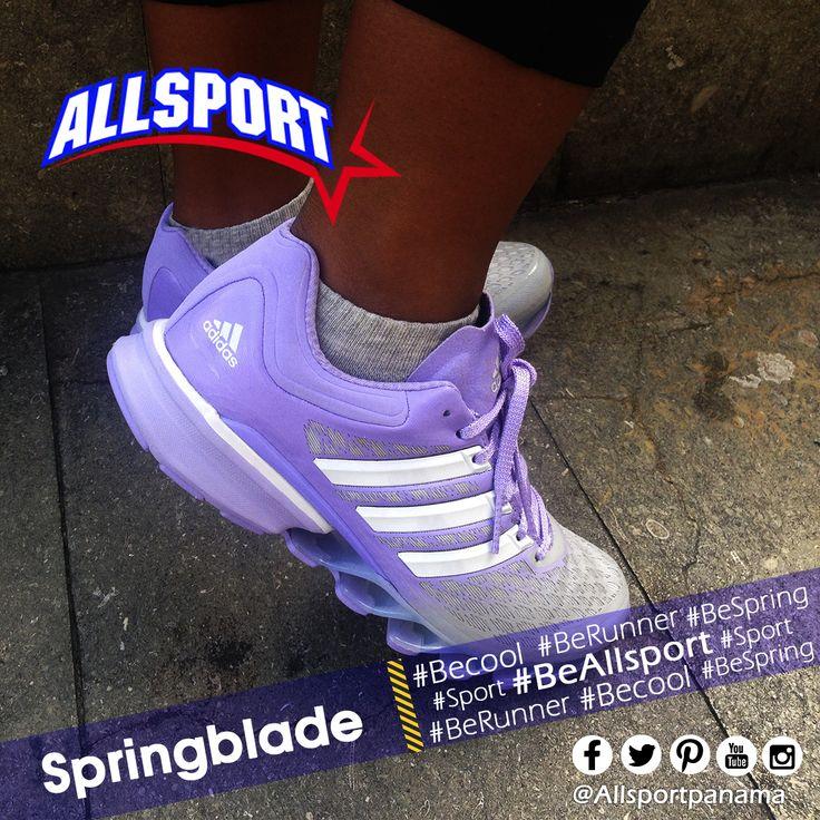 Adidas Springblades, diseñadas para proporcionarte un mayor impulso  Con @allsportpanama alcanza una manera de correr con estilo #adidas #springblades #springbladesadidas #running #BeRunner #FromWhereirun #colon #panama #multicentro #igerspty #igerspanama