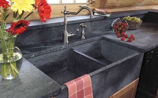 Столешницы из стеатит – новые возможности для модернизации кухни https://www.facebook.com/FAQinDecor/posts/386641481524027 #FAQinDecor #design #decor #architecture #interior #art #дизайн #декор #архитектура #интерьер