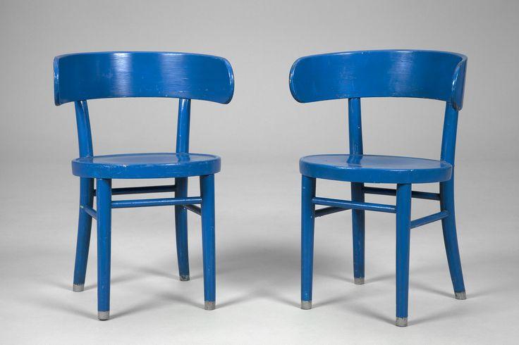 Ten Werner West Chairs