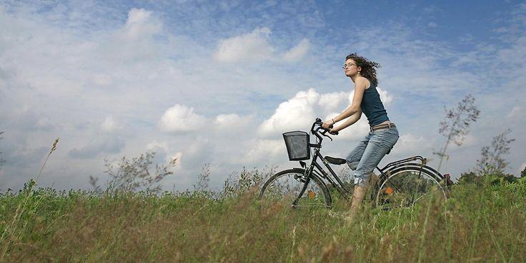 Fahrradtouren NRW: Auf diesen Radtouren durch die Region in und um Köln gibt es vieles zu entdecken. – Angela