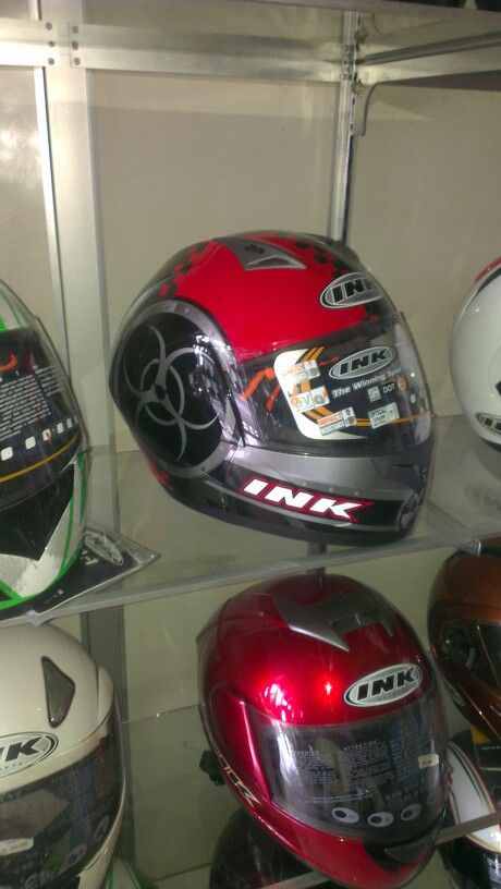 Helmet for Andrew