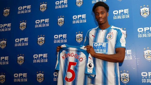 Huddersfield Town has confirmed their first signing of the January transfer window by taking Terence Kangolo on loan from Ligue 1 champions AS Monaco FC.