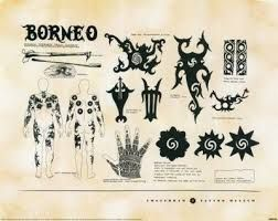 Image result for borneo tattoo