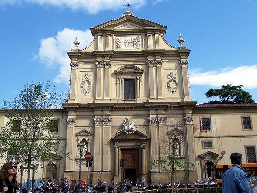 Firenzei Szent Márk templom
