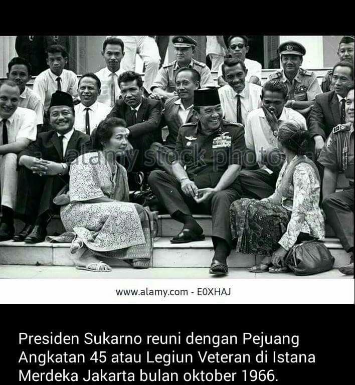 Mr.President #SOEKARNO #INDONESIA_