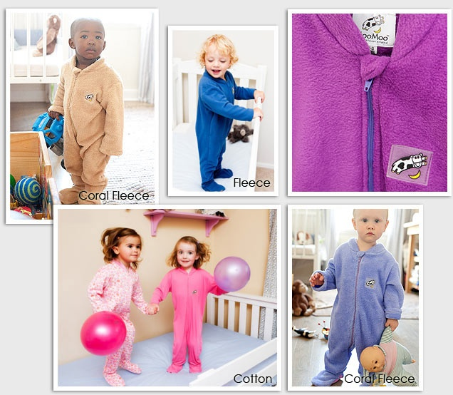 These Kiddigrows from www.moomookids.co.za are great for winter time! Especially if your child tends to throw off their blankies during the night.