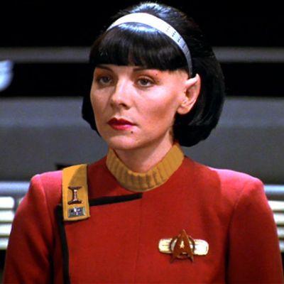 Kim Cattrall Star Trek 58