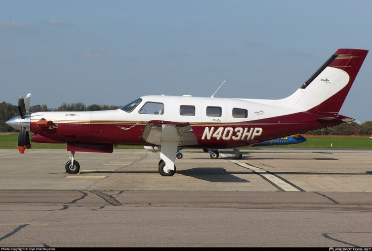 N403HP Private Piper PA-46-350P Malibu Mirage Photo by Glyn ...