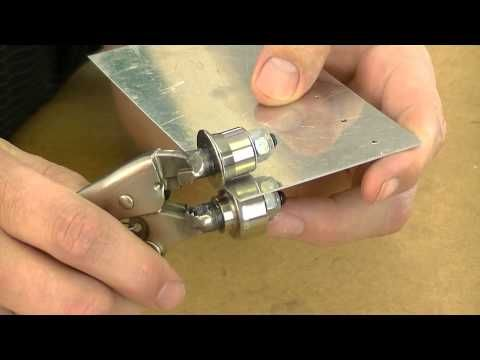 Ef 60 Edge Forming Tool Demo Youtube Sheet Metal