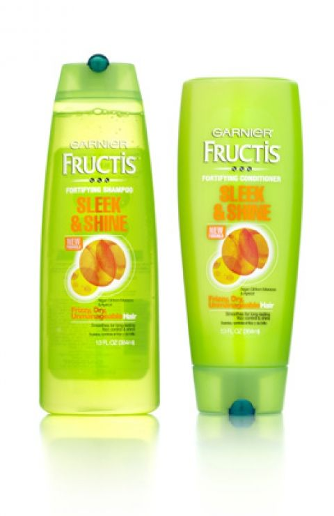 The Beauty In Life: Review 1: Garnier Fructis Sleek and Shine