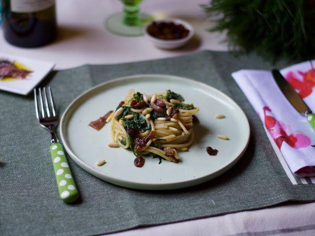 Innamorarsi in cucina: Spaghetti agli agretti