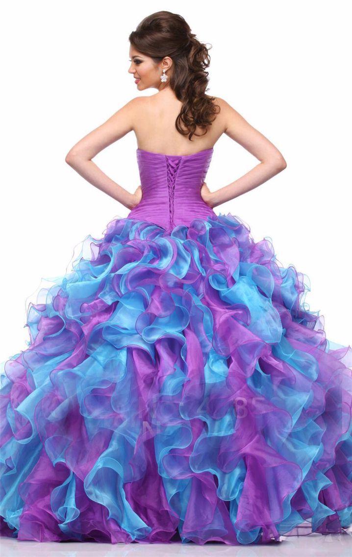 Mejores 32 imágenes de Dresses en Pinterest   Vestidos de dama de ...