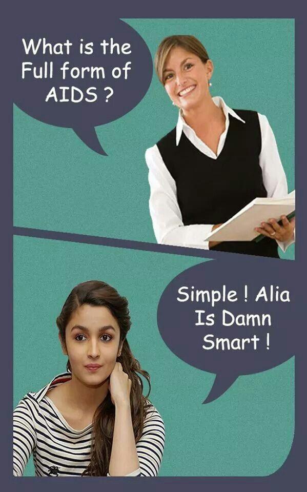 Aliya bhatt trolls ... humor