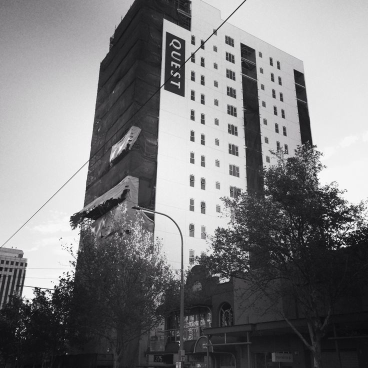 New Quest Hotel on King William Street