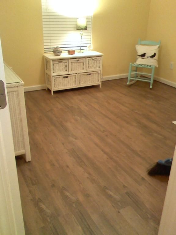 L And Stick Floors Like North Perry Pine Make Updating Your Home Even Easier Spring Makeover Pinterest Flooring Diy
