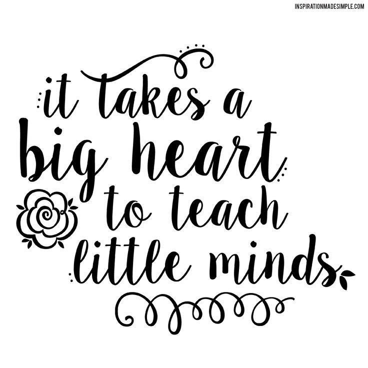 Best 25+ Preschool teacher quotes ideas on Pinterest