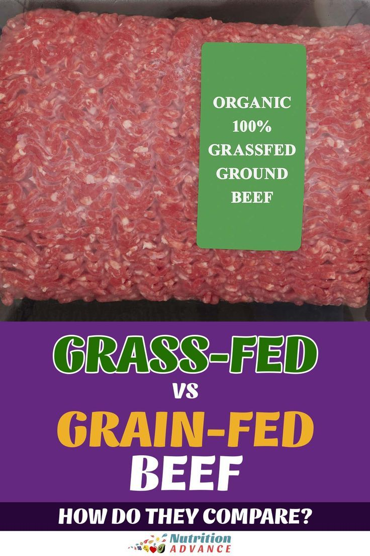 Grass Fed Vs Grain Fed Beef How Do They Compare In 2020 Grass Fed Beef Beef Nutrition Articles