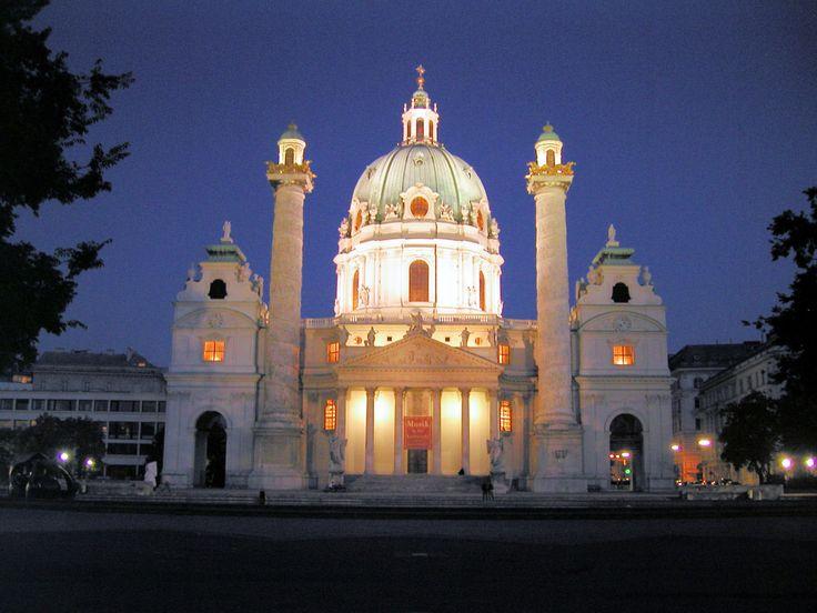 Historic Center of Vienna ~ UNESCO World Heritage