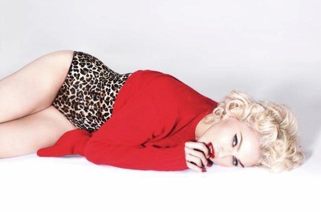 Madonna : Living for love (les remixes)