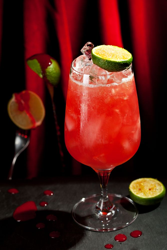 Zombie Halloween Party Guide. Zombie Drink!