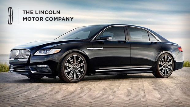 2018 Lincoln Continental Flagship Sedan With Turbocharged V6