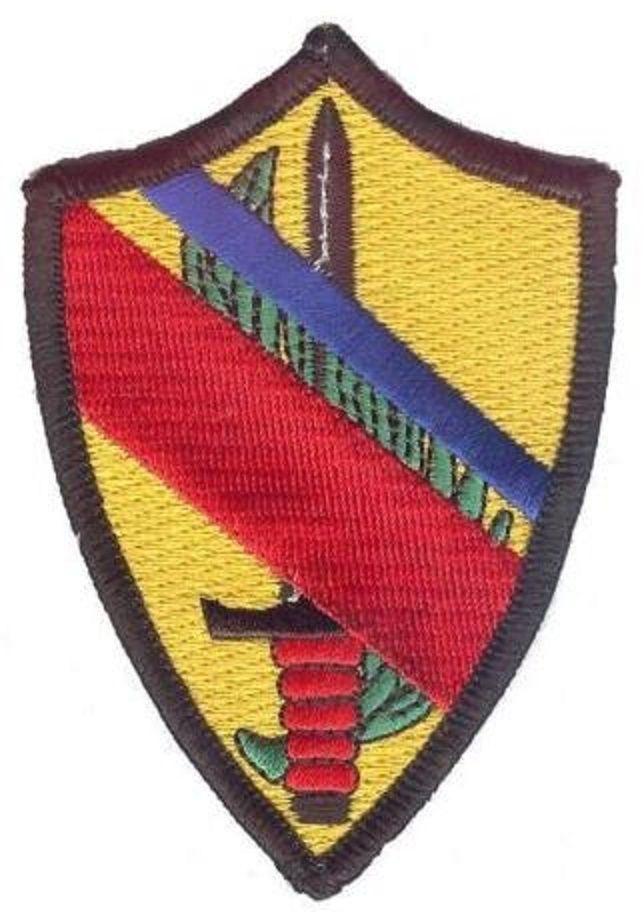 HOOK/LOOP Central Command CENTCOM color W5367 USCG Coast Guard patch