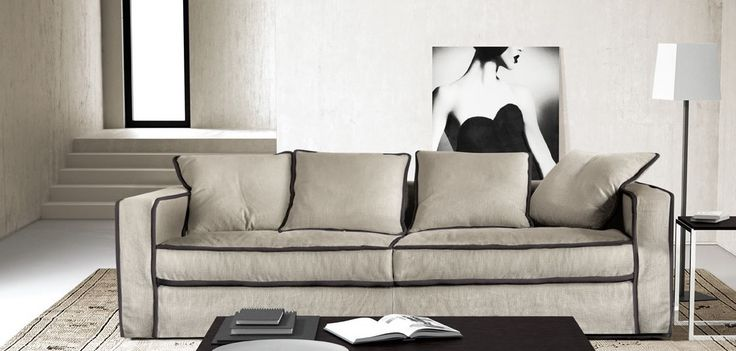 Relax on PILLOPIPE sofa design Paola Navone