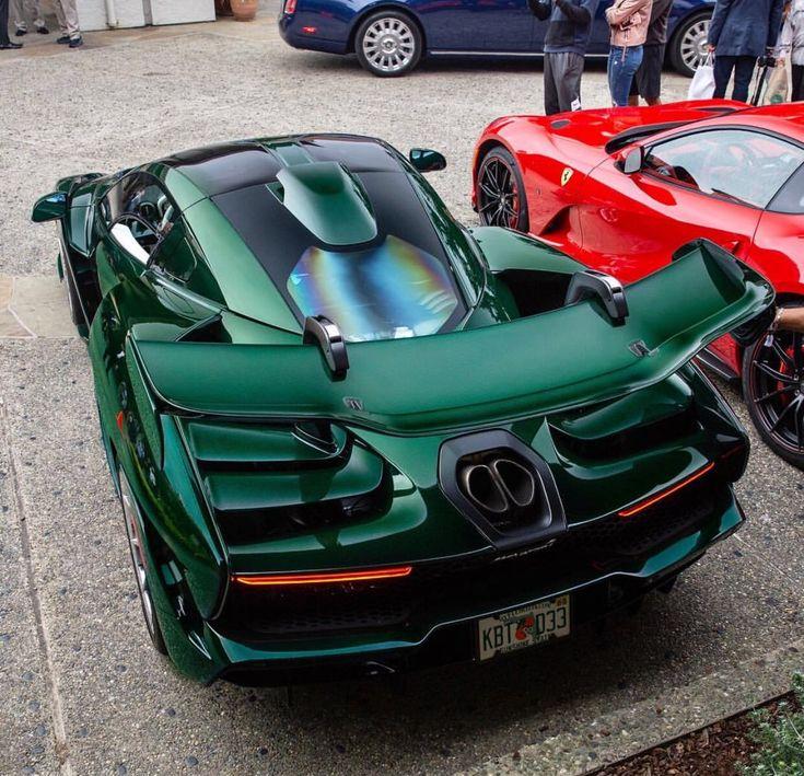 Mclaren Senna Sport Cars Mclaren Cars Super Cars