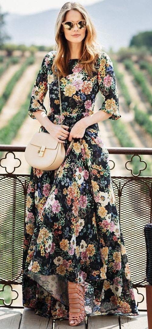 88343ccbc Модные принты в одежде 2019-2020: тенденции, тренды, красивые образы с  принтами   LikVik