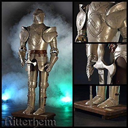 Armatura medievale in grandezza 103cm