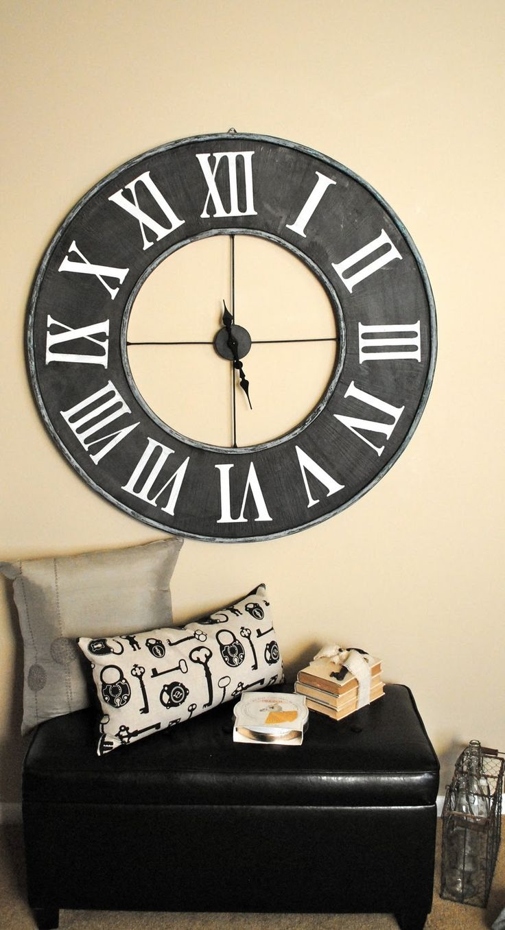 26 best cupcake wall clocks images on pinterest wall clocks i love big wall clocks amipublicfo Gallery