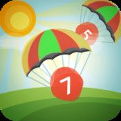 Sky Numbers HD - Best rated math game is finally out for iPad too! Find out what the people have been talking about, having hours of fun with this skills game.    Sky Numbers HD is a fun & addictive but also educational math game, aimed at testing and improving one's basic math skills. This is the game that will not only make you work your brain functions but also build on your speed and reflexes in the process.