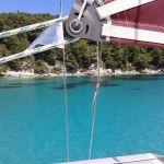 Διακοπές με σκάφος, ιστιοπλοϊκό στη Χαλκιδική - 4 ημέρες - 2017 - sailbus