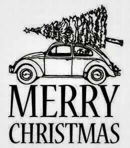 VW Merry Christmas