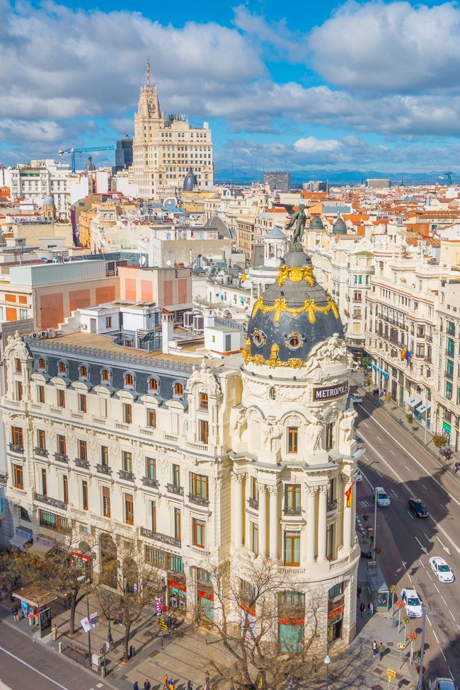 A virtual tour of the best things to DO, SEE, and EAT in Madrid, Spain!
