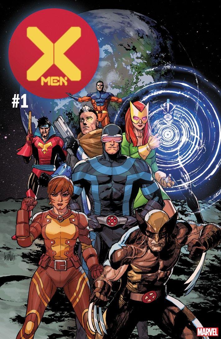 Marvel Comics Announces Six New X Men Series X Men The New Mutants Marvel Entertainment
